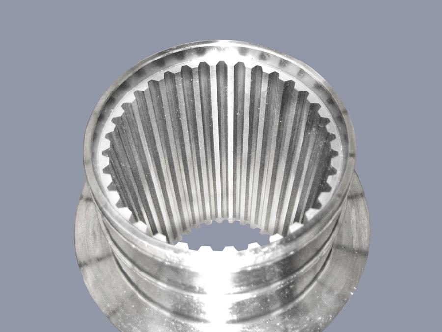 Zahnbuchse