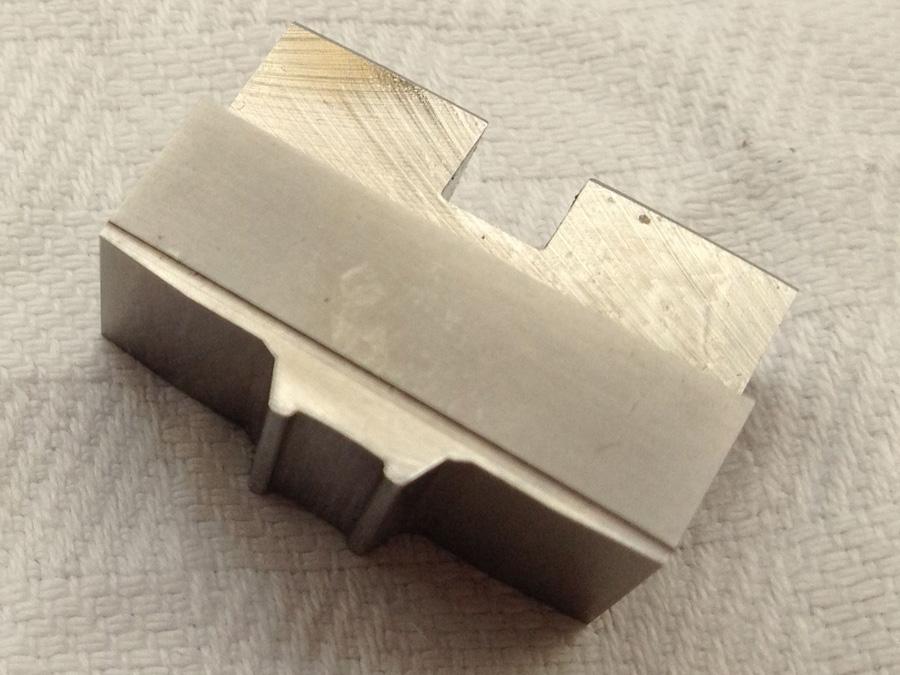 Stoßwerkzeug für Außenkeilprofil